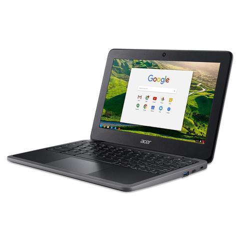 Imagem de Chromebook Acer Intel Celeron N4020 4GB 32GB eMMC 11.6