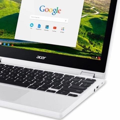 Imagem de Chromebook Intel Celeron N3160 4 GB RAM 32GB HD Acer CB5-132T-C5MD 11.6