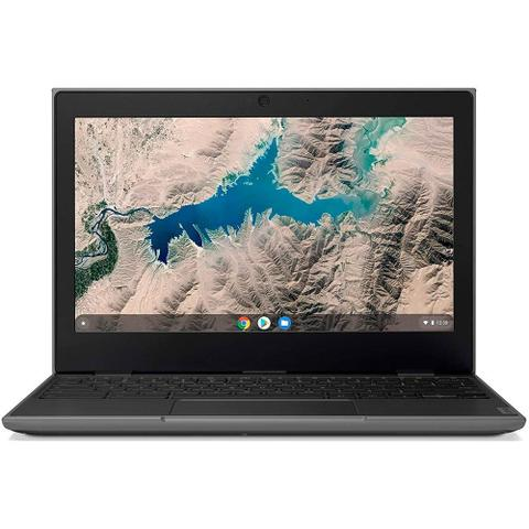 "Notebook - Lenovo 81ma000qbr Celeron N4000 1.10ghz 4gb 32gb Ssd Intel Hd Graphics Google Chrome os Chromebook 11,6"" Polegadas"