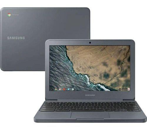 Notebook - Samsung Xe501c13-ad2br Celeron N3060 1.60ghz 4gb 16gb Padrão Intel Hd Graphics 400 Google Chrome os Chromebook 11,6