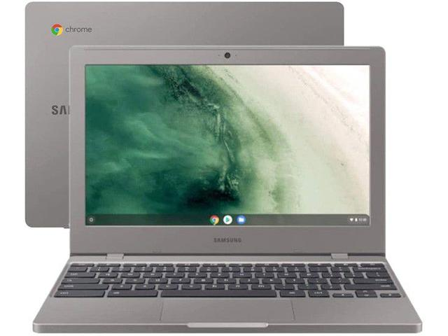 "Notebook - Samsung Xe310xba-kt2br Celeron N4000 1.10ghz 4gb 64gb Ssd Intel Hd Graphics 600 Google Chrome os Chromebook 4 11,6"" Polegadas"
