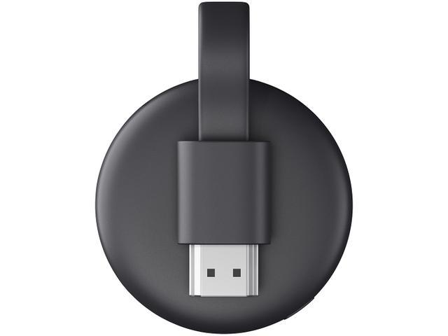 Imagem de Chromecast 3 Streaming Device Google