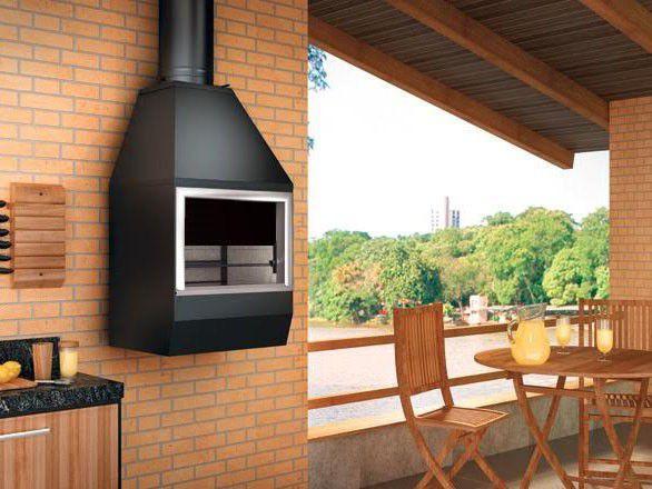 Imagem de Churrasqueira à Carvão Metávila 750F