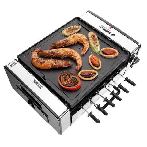 Imagem de Churrasqueira Elétrica Cadence Automatic Grill 220V