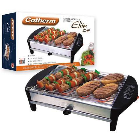 Imagem de Churrasqueira Elétrica Elite Grill - Cotherm