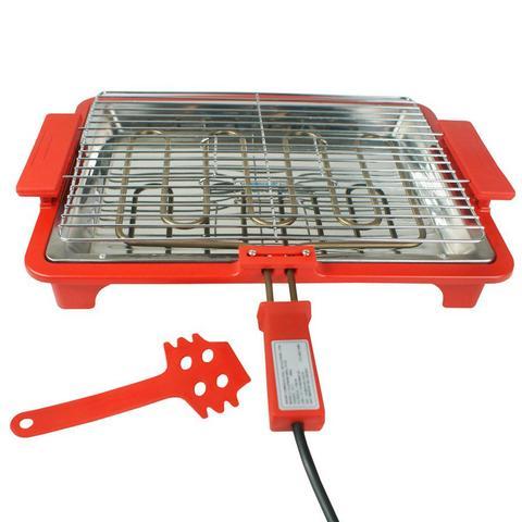 Imagem de Churrasqueira Elétrica Platinum Grill 127 V VM 490 Heynox