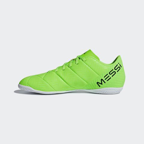 dff22a47c4 Imagem de Chuteira Futsal Adidas Nemeziz Messi Tango 18.4 Masculino - Verde