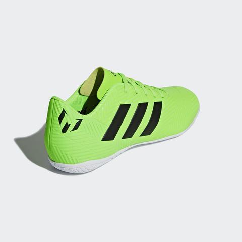 814ae43b4dc539  Imagem de Chuteira Futsal Adidas Nemeziz Messi Tango 18.4  Masculino - Verde cfef3cc149639d  Chuteira Society ... 2cadeb71dfa46