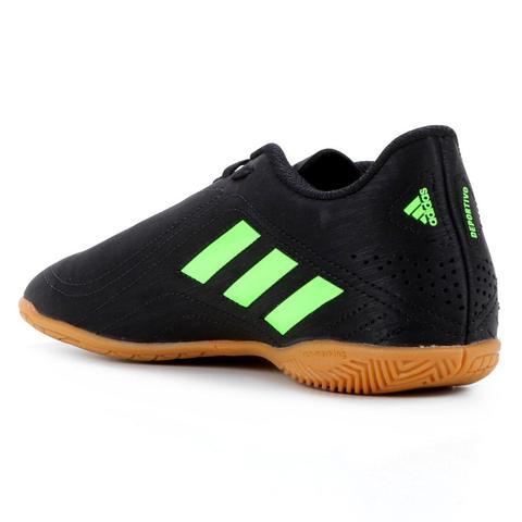 Imagem de Chuteira Futsal Juvenil Adidas Deportivo