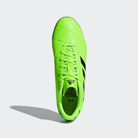 b1931e01c4 Chuteira Society Adidas Nemeziz Messi Tango 18.4 - Verde - Chuteira ...