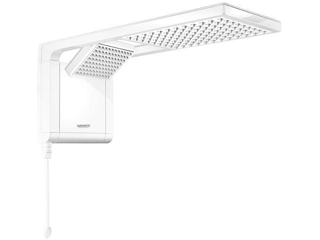 Imagem de Chuveiro Eletrônico Lorenzetti Ultra Aqua Duo - 7800W Branco Temperatura Gradual