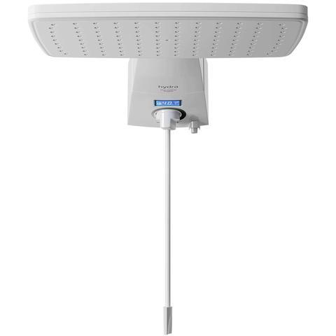 Imagem de Chuveiro Polo Hybrid Digital Branco Hydra 220V 7700W