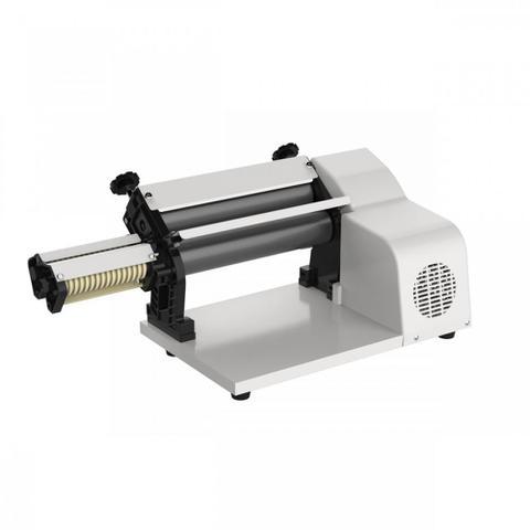 Imagem de Cilindro laminador de massas eletrico branco 28 cm c/ cortador 127V - Stang
