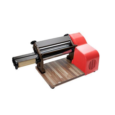 Imagem de Cilindro Laminador de Massas Elétrico Stang Retrô Vermelho 28 cm 220 Volts