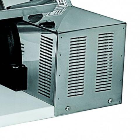Imagem de Cilindro para Massas Elétrico Bivolt 127v e 220v com Detalhes em Aço Inox