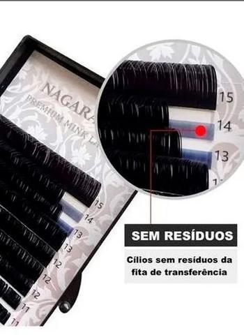 Imagem de Cílios Nagaraku Mix Premium Fio A Fio Volume Russo 7 a 15mm