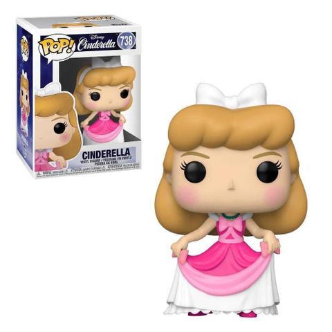 Imagem de Cinderella 738 - Disney Cinderella - Funko Pop