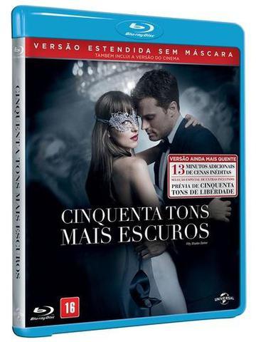 Imagem de Cinquenta Tons Mais Escuros (Blu-Ray)
