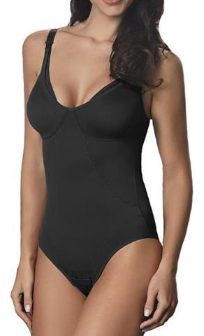Imagem de Cinta body modelador sem bojo flexível gestante amamentação Vi lingerie