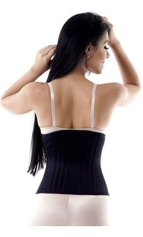 Imagem de Cinta Modeladora Fitness 16 Barbatanas Princesa Catarina 035