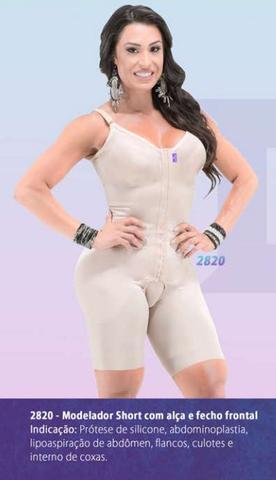 Imagem de Cinta Modeladora Pos Cirurgica Corpo Belo Da Graciane