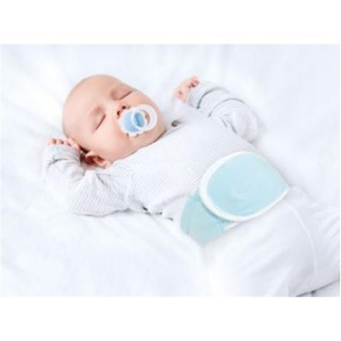 Imagem de Cinta Térmica para Cólica do Bebê Azul Buba