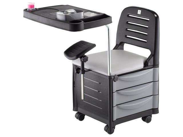 Imagem de Cirandinha/Cadeira de Manicure 3 Gavetas