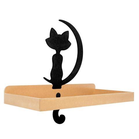 Imagem de Circuito Playground Para Gatos Carlu Pet House Preto