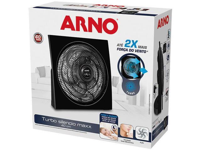 Imagem de Circulador de Ar Arno Turbo Silêncio Maxx