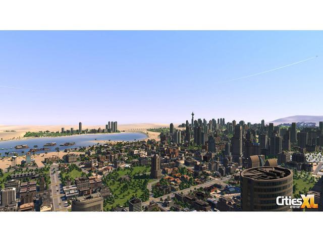 Imagem de Cities XL 2012 para PC