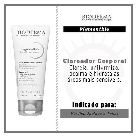 Imagem de Clareador Corporal Bioderma - Pigmentbio Sensitive Areas