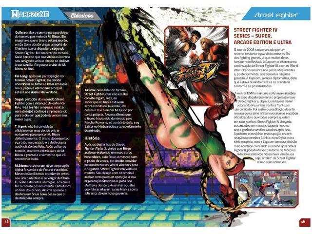Imagem de Clássicos n 2 Street Fighter