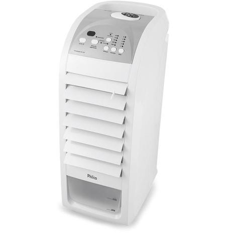 Imagem de Climatizador de Ar Philco PCL1QF,  3 Em 1, Ar Quente e Frio, Controle Remoto, Branco - 220V