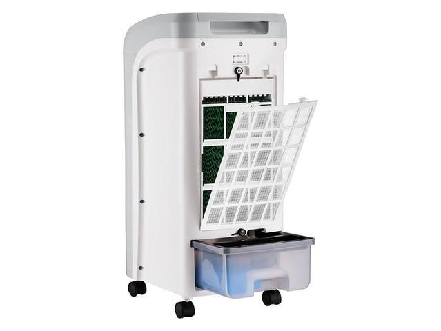 Imagem de Climatizador de Ar Portátil Cadence CLI302 com filtro de ar lavável, reservatório 3,7 litros removível, 3 velocidades