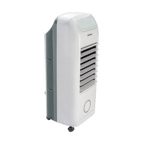 Imagem de Climatizador de Ar Portátil com Controle Ventisol Premium 220V Branco