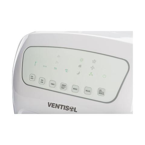 Imagem de Climatizador de Ar Ventisol Frio Umidificador / Ionizador / Ventilador 3 Velocidades CLA