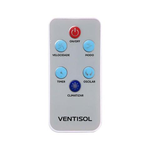 Imagem de Climatizador de Ar Ventisol Nobille CLM10, 10 Litros, Potência 65W, 3 Velocidades 220V