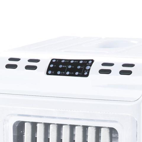 Imagem de Climatizador Umidif e Ionizador 220V Fort Home Acf-5A Branco