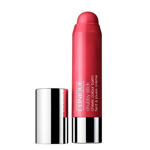Imagem de Clinique Chubby Stick Cheek Colour Balm Roly Poly Rosy - Blush Natural 6g