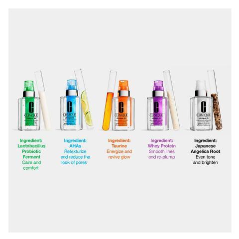 Imagem de Clinique iD: Hidratante + Booster Concentrado Para Tratamento de Linhas e Rugas