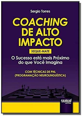 Imagem de Coaching de alto impacto - xeque-mate - o sucesso