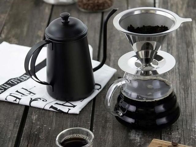Imagem de Coador De Café Aço Inox Tamanho 103 Não Utiliza Filtro
