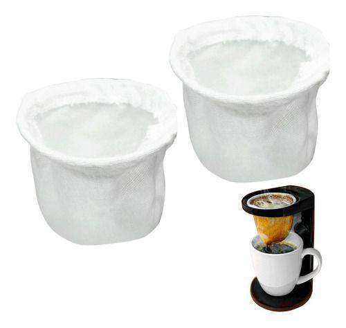 Imagem de Coador De Café De Pano Para Passador De Café Ou C/2 Un