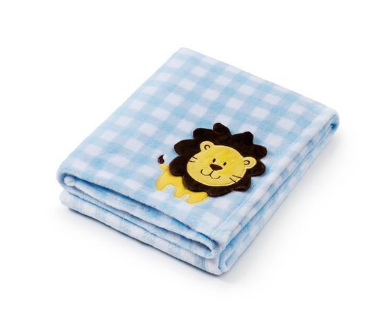 Imagem de Cobertor Bebê Manta Microfibra Toque Macio Vários Modelos