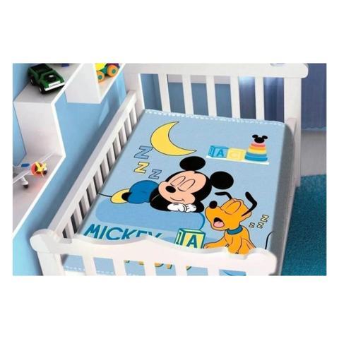 Imagem de Cobertor Infantil 1 Unidade Disney Baby Mickey - Jolitex