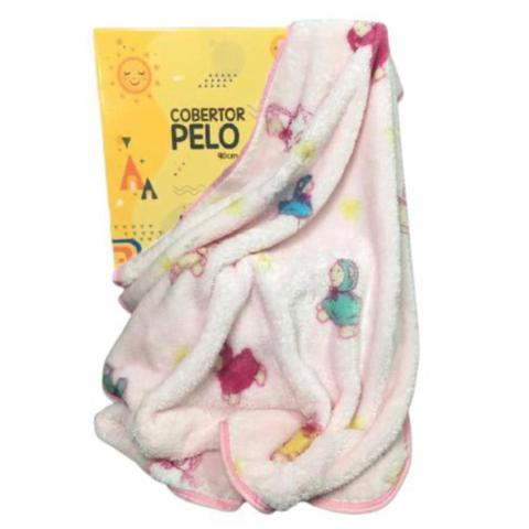 Imagem de Cobertor Infantil Zoo Jolitex 90 cm x 1,10 m