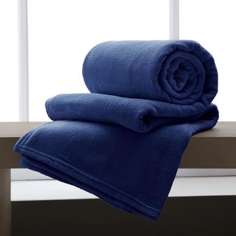 Imagem de Cobertor / Manta de Microfibra Casal 210 G/m² - Andreza