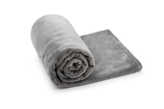 Imagem de Cobertor Manta Microfibra Solteiro 150x220 Cm