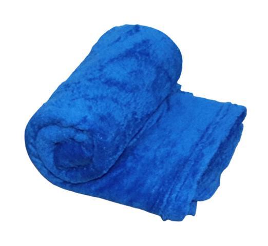Imagem de Cobertor Manta Soft Micro-fibra coberta cortavento casal