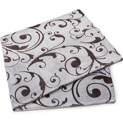 Imagem de Cobertor Solteiro Microfibra Aconchego Alto Relevo - Loani